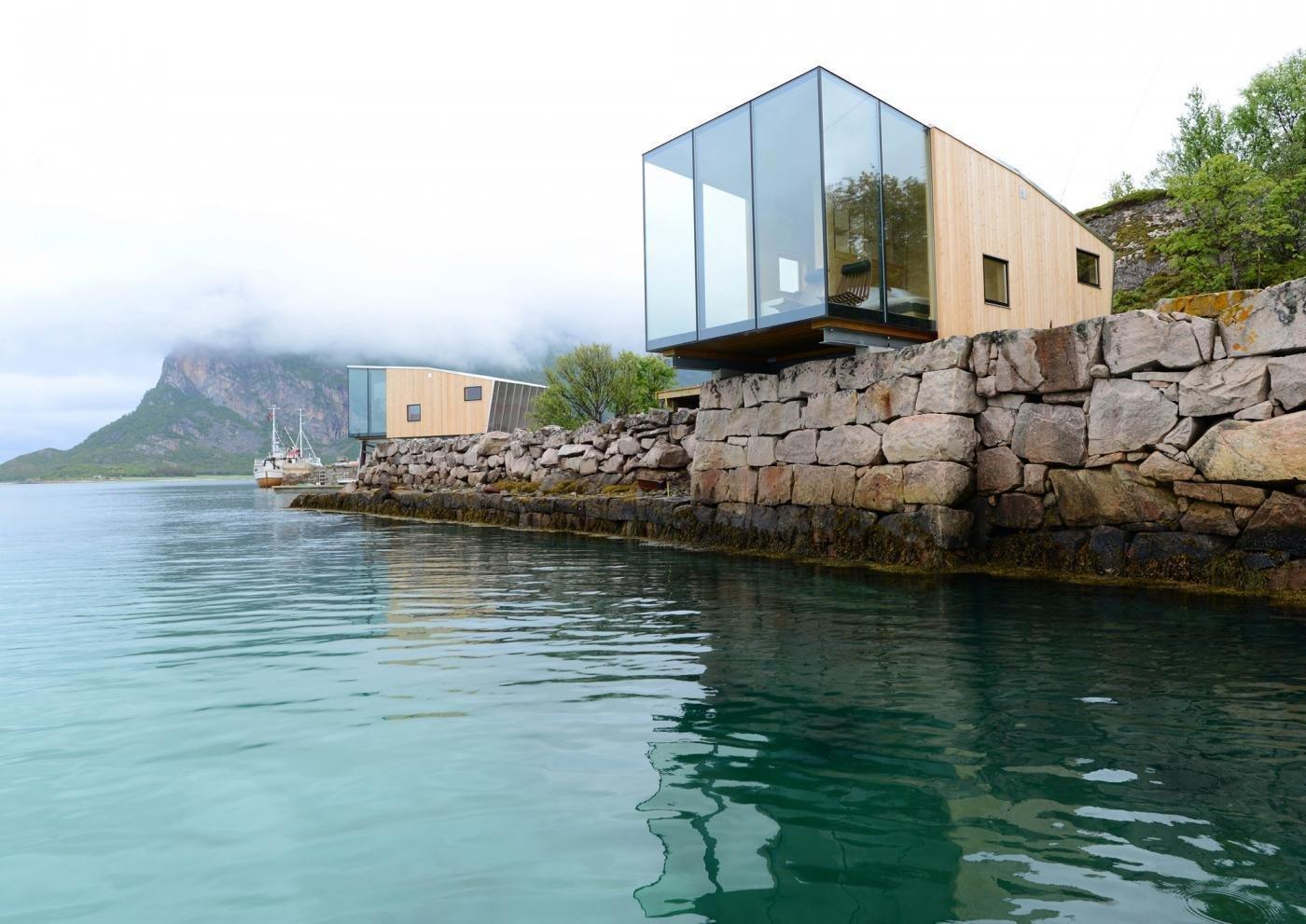 Dom wypoczynkowy, Norwegia