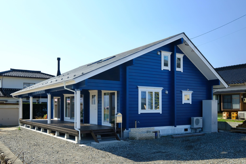 Dom do 100m2, ciekawy projekt