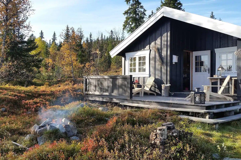Mały domek, Norwegia