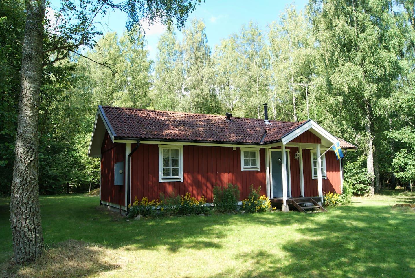 Mały domek, Szwecja