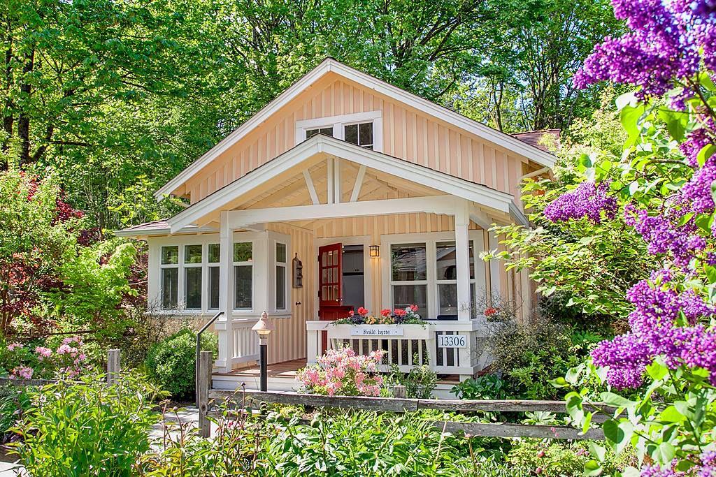 Mały domek dla rodzinki