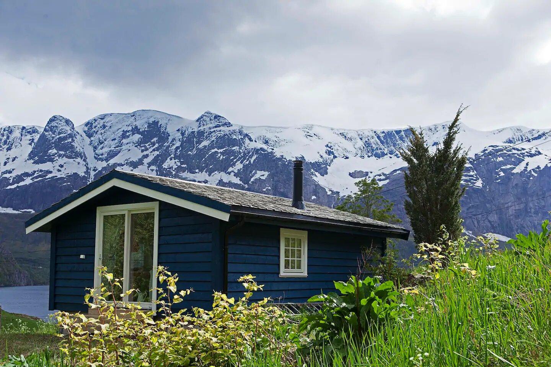Mały domek bez pozwolenie na budowę, Norwegia