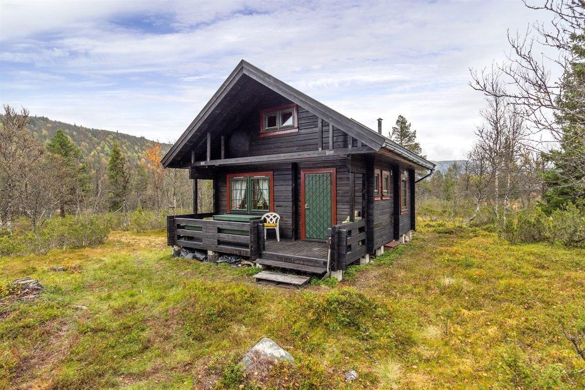 Dom bez pozwolenia na budowę do 35m2, Norwegia