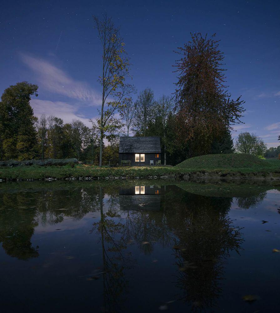 Domek 35m2, Belgia, dom na zgłoszenie