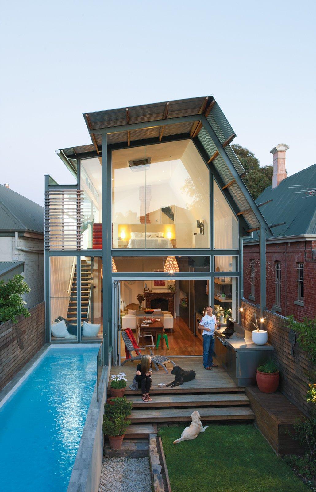 Dom do 100m2 piętrowy