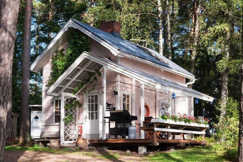 Mały dom do wynajęcia