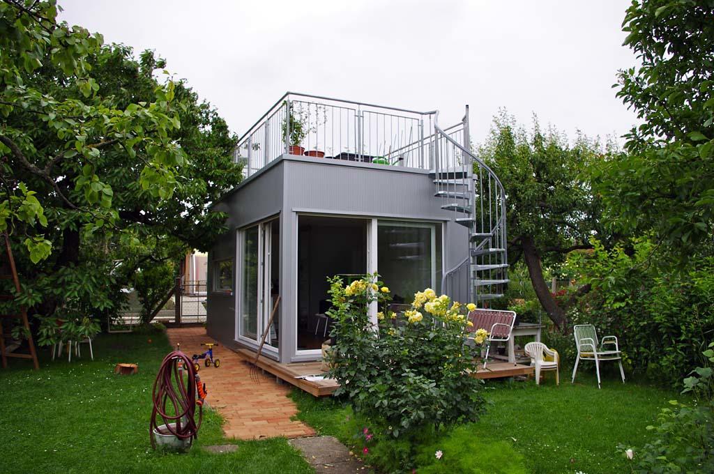 Mini domek w Niemczech