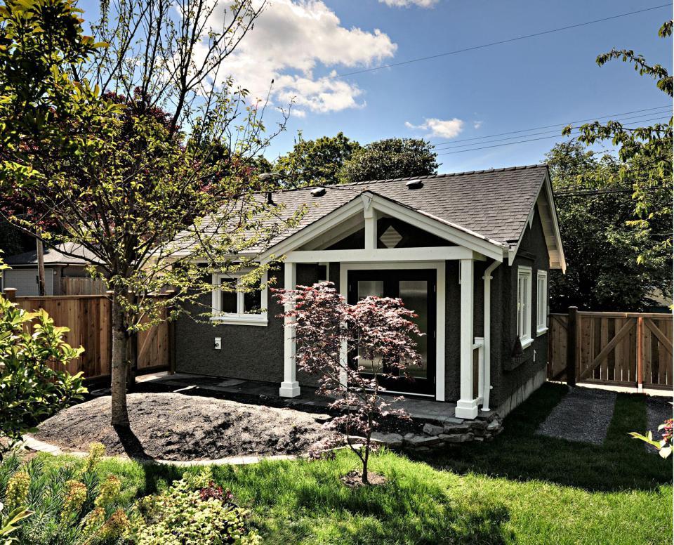 Dom do 40m2, Vancouver