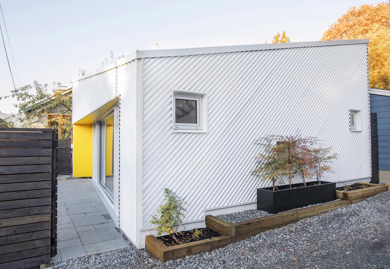 Dom 60m2 zaprojektowany przez MAAStudio