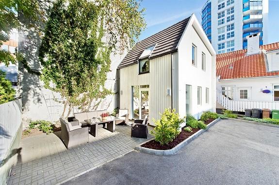 Dom do 60m2, Norwegia