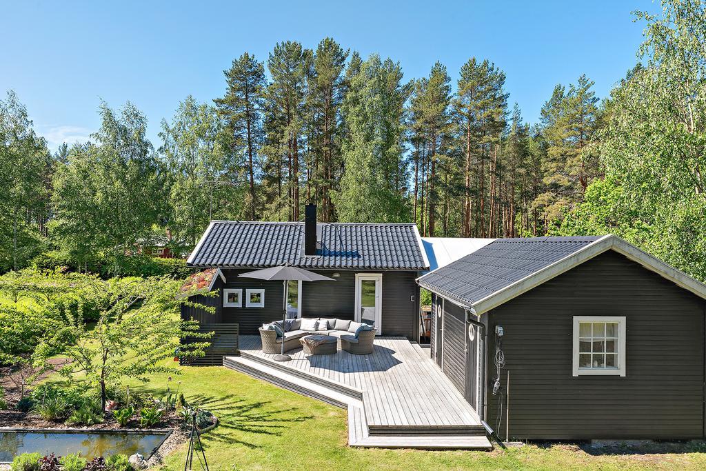 Mały dom w Szwecji
