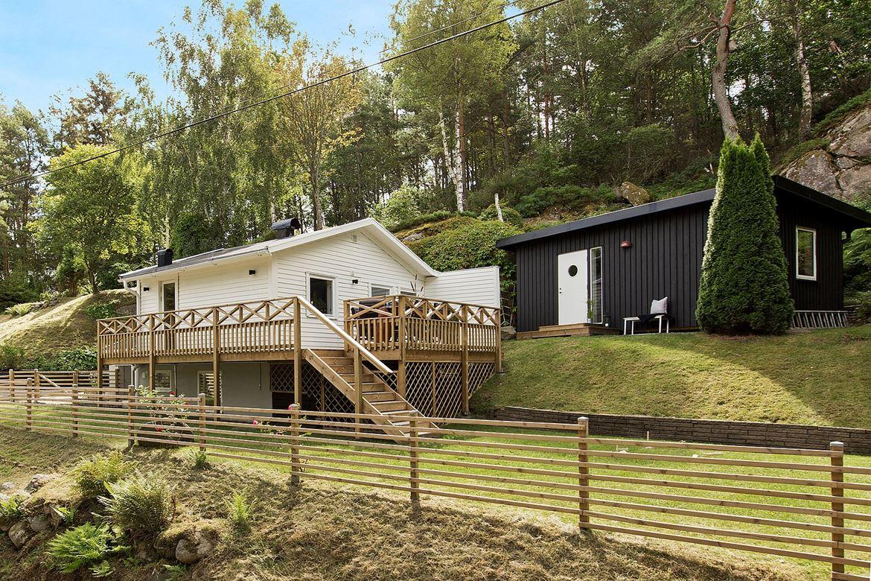 Dom do 35m2, Szwecja