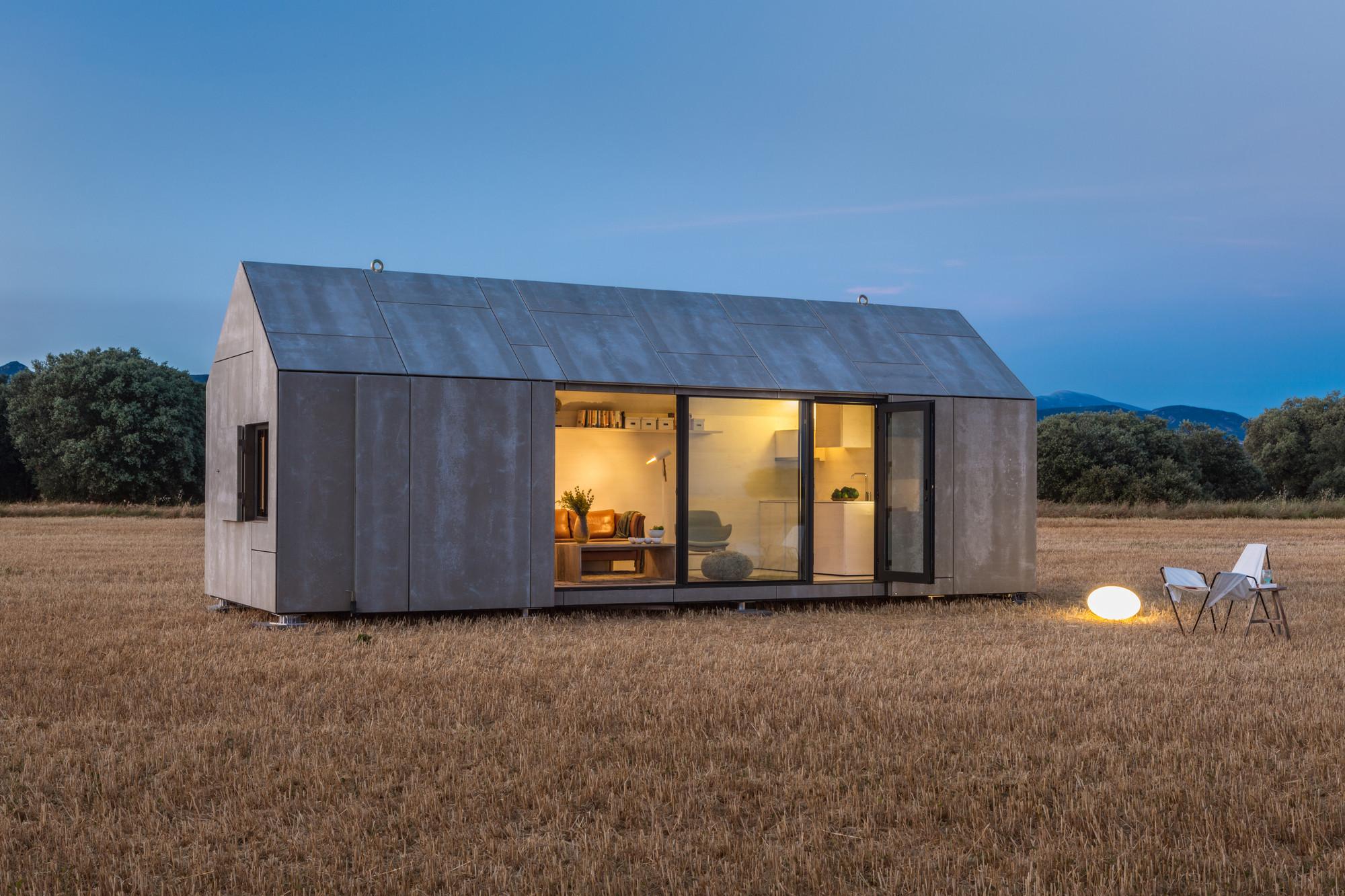 Dom bez pozwolenia na budowę, Hiszpania