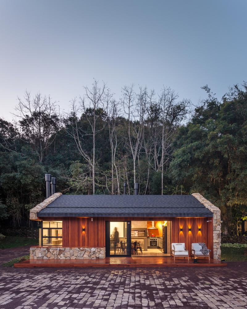 Dom do 100m2 w Brazylii
