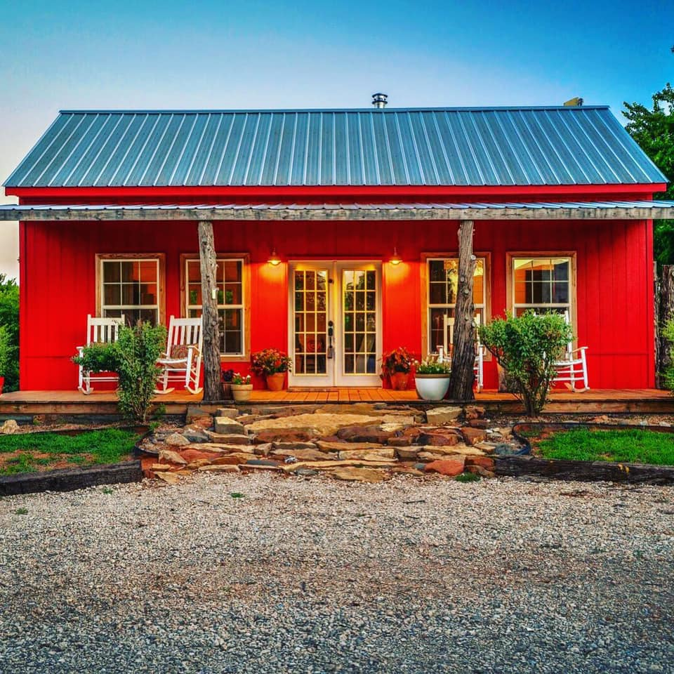 Dom 65m2, Oklahoma