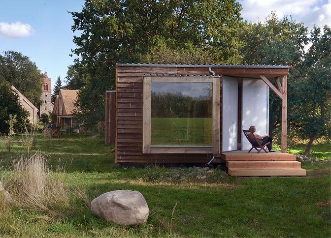 Dom do 50m2, Niemcy