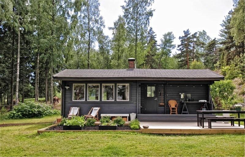Dom wypoczynkowy Finlandia