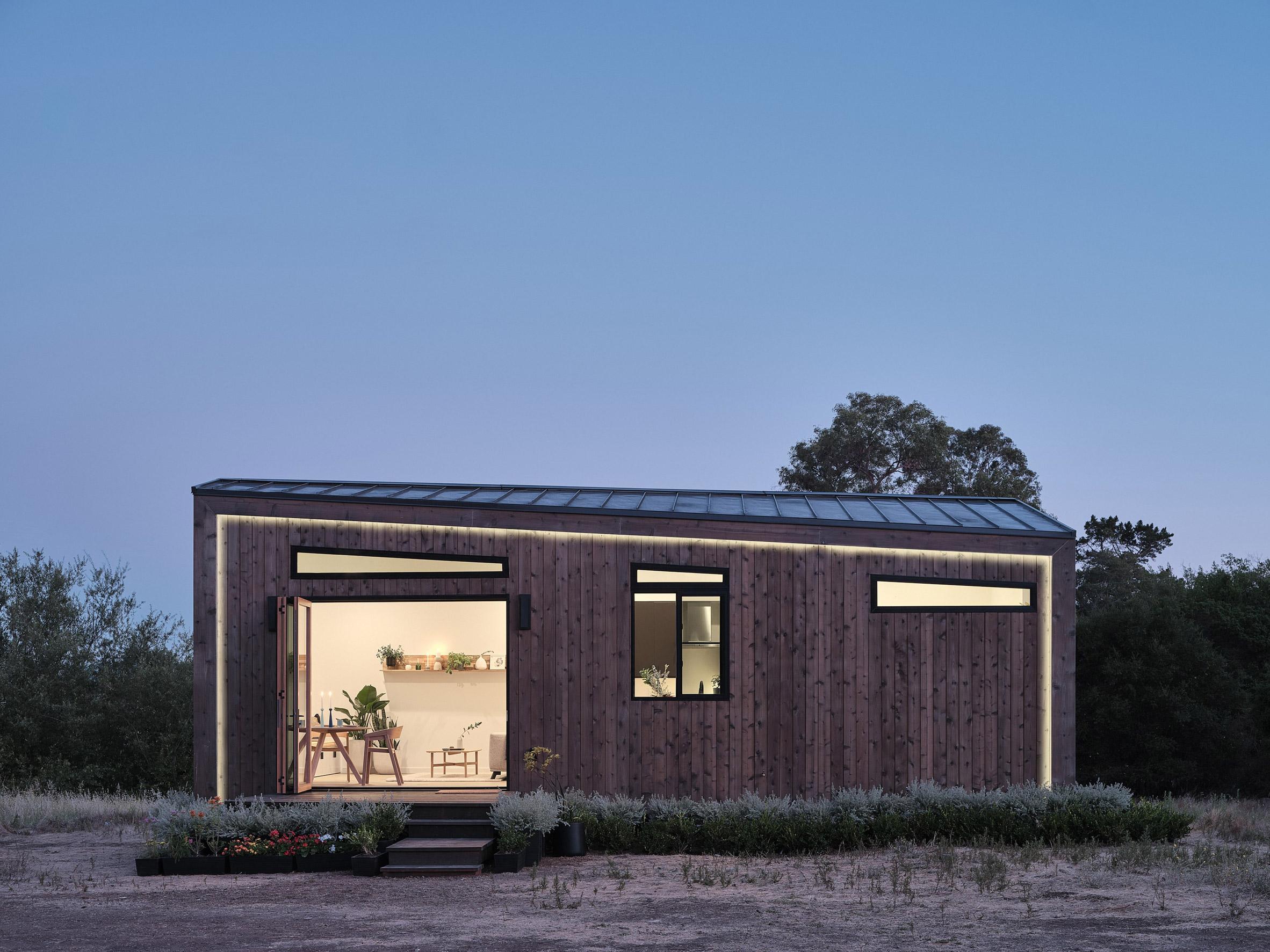 Małe domy prefabrykowane